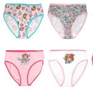 Paw Patrol Girl's 6-Pack Underwear